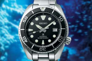 selected watches seiko